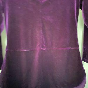 Ralph Lauren Tops - Elegant velvet top